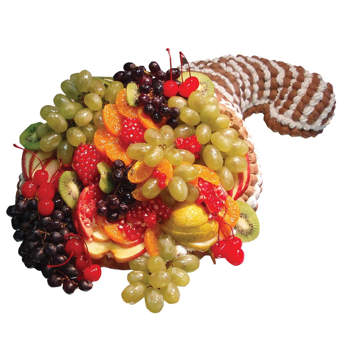 рог изобилия картинки с фруктами